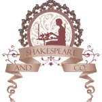 logo shakes peare and co